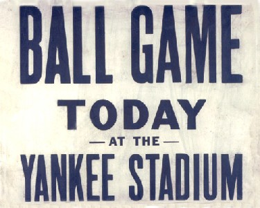Ball_Game_at_Yankee_Stadium_SignA